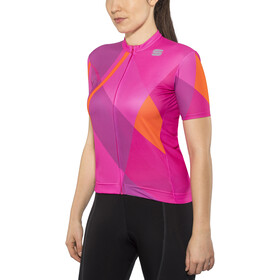Sportful Aurora Maillot de cyclisme Femme, bubble gum